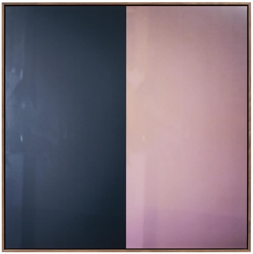 <u>Duplo III (C)</u><br />1976/2014<br />Fujicolor Crystal archive paper DPII glued on Dibond<br />49 1/4 x 49 1/4 inches <br />  (125 x 125 cm)<br />