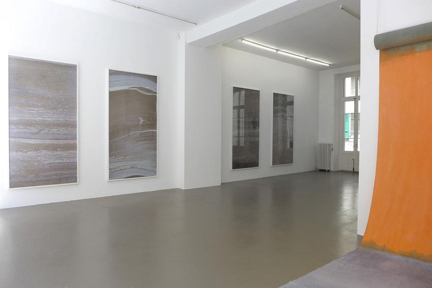 DOVE ALLOUCHE<br /><i>L'icosasphère</i><br />25 May - 7 November 2015<br />Galerie Mezzanin, CH<br />