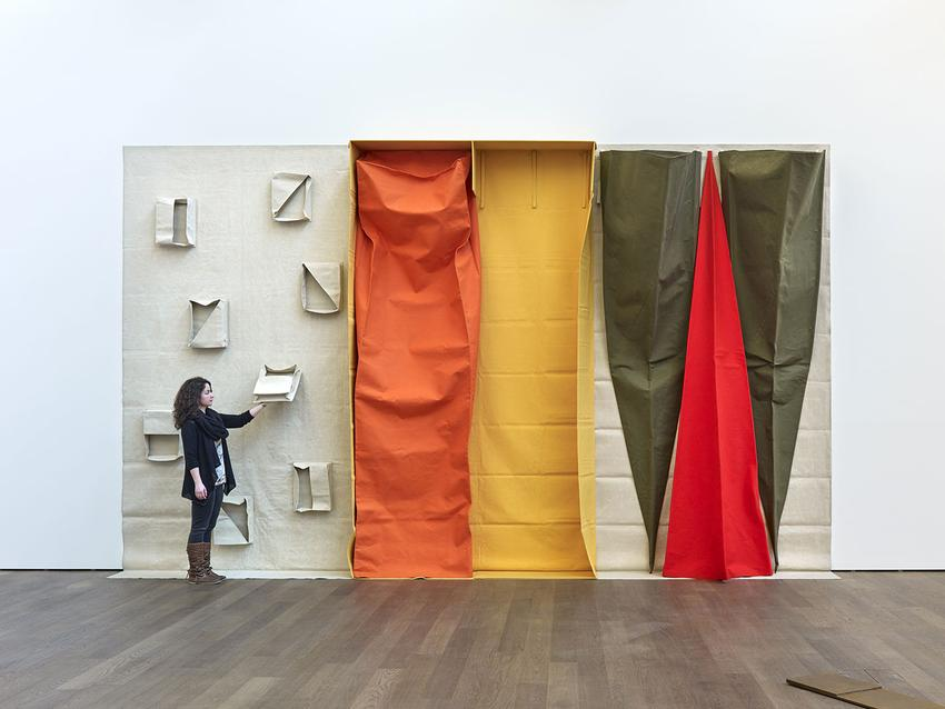 <i>Architektur mit Weichem Kern</i><br />Mudam Luxembourg<br />7 March - 31 June 2015<br />