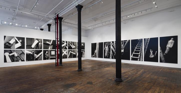 installation view<br />Peter Freeman, Inc., New York<br />