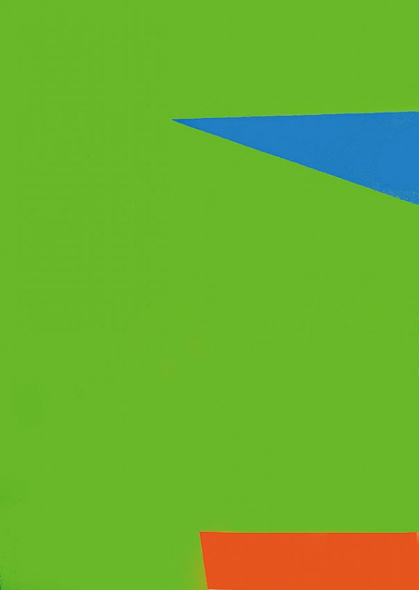 Ellsworth Kelly&lt;br /&gt;Mask&lt;br /&gt;1958&lt;br /&gt;oil on canvas&lt;br /&gt;28 x 20 inches (71.1 x 50.8 cm)&lt;br /&gt;