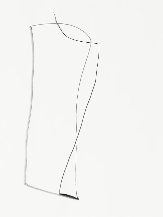 Silvia Bächli<br />Untitled<br />2010<br />gouache on paper<br />31 1/2 x 23 5/8 inches (80 x 60 cm) <br />PF1986<br />