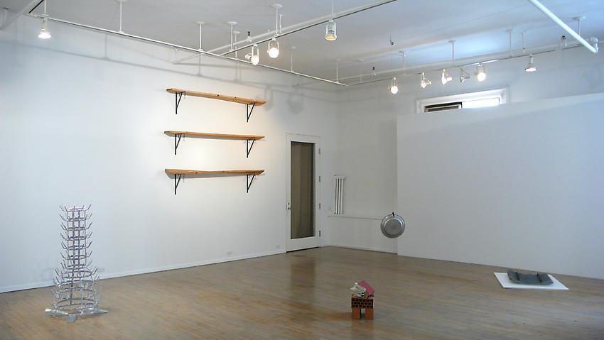 Richard Wentworth <br />Installation<br />
