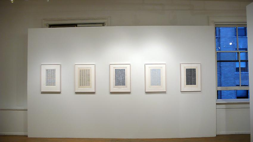 Jan Schoonhoven<br />Installation<br />