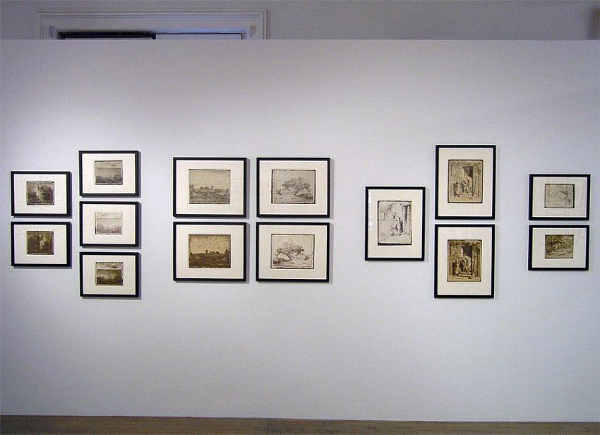 The Hand-drawn Negative<br />Clichés-Verre by Corot, Daubigny, Delacroix, Millet and Rousseau (1854 - 1862)<br />
