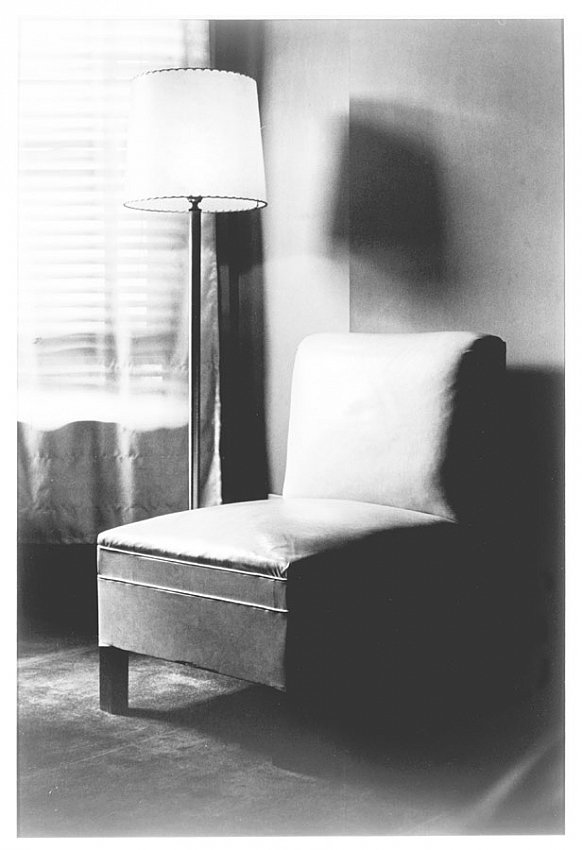 LEE FRIEDLANDER<br />Baltimore<br />1962<br />printed in the 1970s<br />8-1/2 x 5-1/2 inches (21.59 x 13.97 cm)<br />