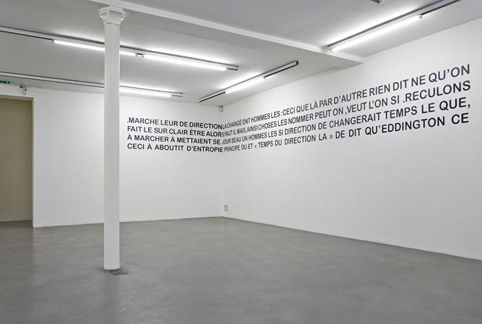 Mel Bochner<br />