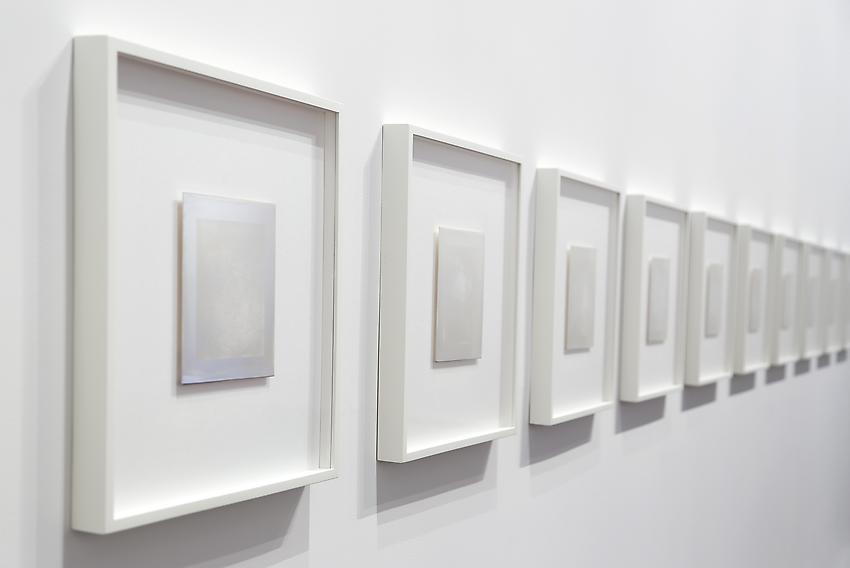 Dove Allouche: Three Seconds (27 February - 12 April 2014) installation<br />