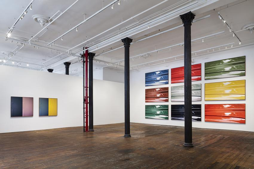 Installation view<br /><br />Peter Freeman, Inc., New York<br />