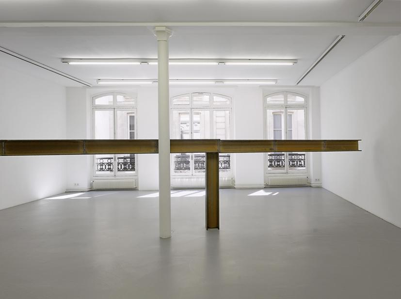 Exhibition view, Galerie Nelson-Freeman, Paris<br />