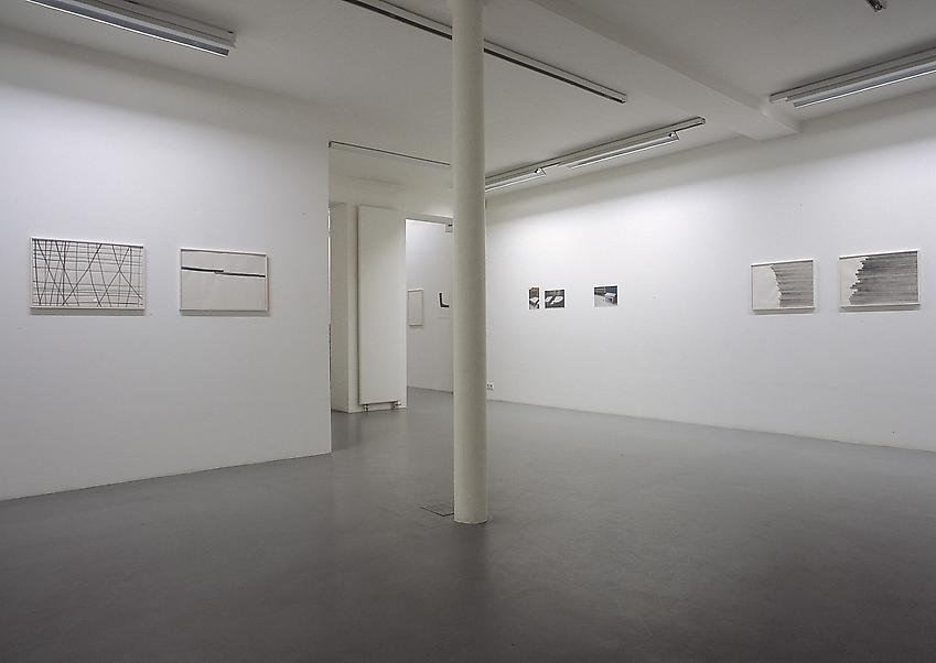 Exhibition view Galerie Nelson, Paris<br />