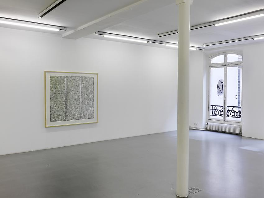 Exhibition view Peter Freeman, Inc. Paris<br />