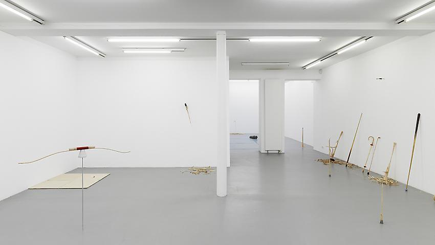 Exhibition view Galerie Nelson-Freeman, Paris<br />