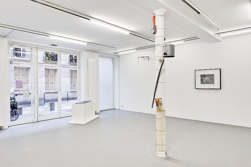 Exhibition view Galerie Nelson-Freeman, Paris<br />