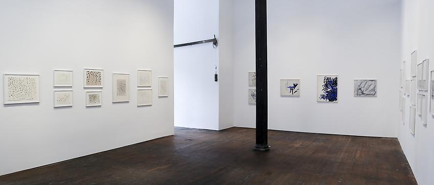Charlotte Posenenske <i>Early Works</i> installation<br />