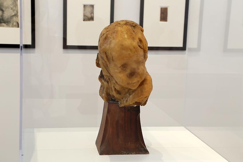 Medardo Rosso: Bambino ebreo, Installation<br />