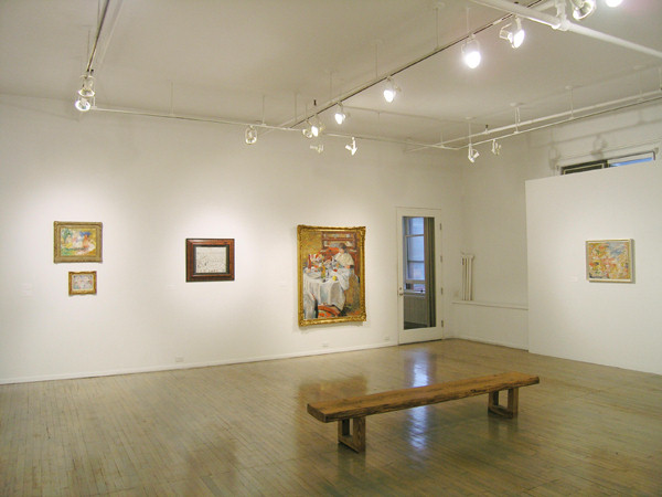 Installation, James Ensor: Paintings<br />15 March - 12 May 2007<br />
