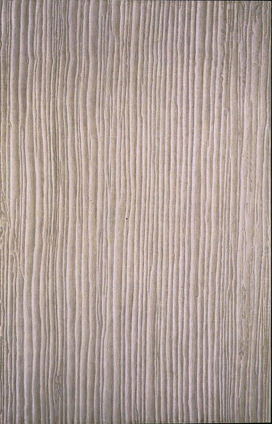 ALEX HAY<br />Gray Wood<br />2003<br />spray acrylic and stencil on linen<br />61-7/16 x 39-5/16 inches (156.1 x 99.85 cm)<br />