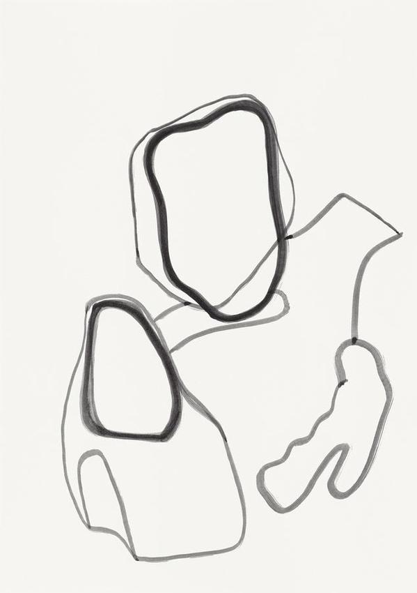 SILVIA BÄCHLI<br /><i>Untitled</i><br />2010<br />gouache on paper<br />17 3/8 x 12 1/4 inches (44 x 31 cm)<br />