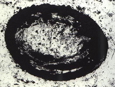 Richard Serra<br />Untitled (Shelter Benefit Print)<br />2000<br />etching<br />35 x 45 1/2 inches (88.8 x 115.5 cm)<br />edition of 40<br />PF1964<br />minimum donation: EUR 7,500.<br />