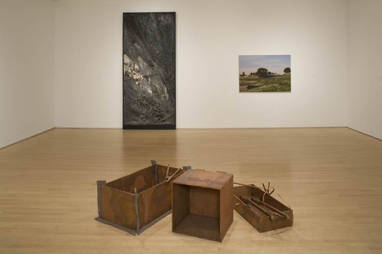 Joseph Beuys &lt;br /&gt;Kleines Kraftwerk installed at San Francisco Museum of Modern Art&lt;br /&gt;