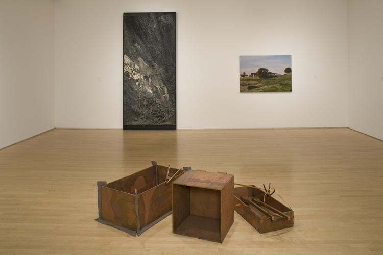 JOSEPH BEUYS  (1921 - 1986)<br /><i>Kleines Kraftwerk</i><br />San Francisco Museum of Modern Art<br />