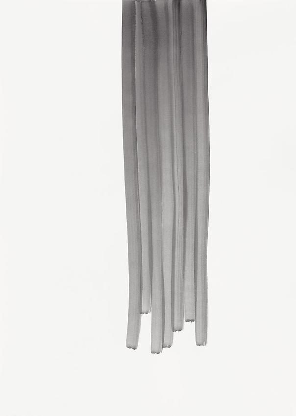 Silvia Bächli<br />Untitled<br />2010<br />gouache on paper<br />24 3/8 x 17 3/8 inches (62 x 44 cm) <br />PF1990<br />