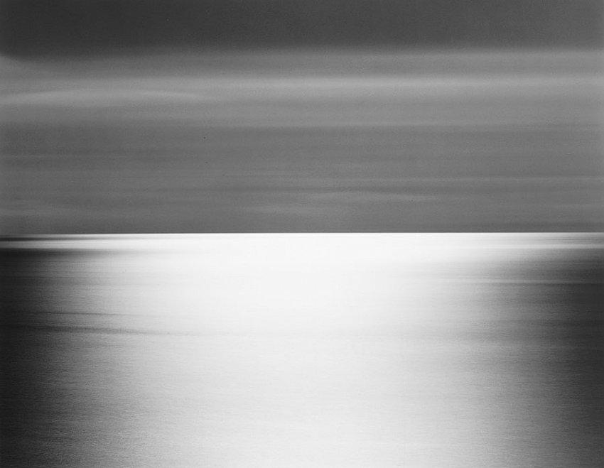 HIROSHI SUGIMOTO<br />North Atlantic Ocean, Cape Breton Island<br />1996<br />gelatin-silver print<br />16-5/8 x 21-1/4 inches (42.23 x 53.97 cm)<br />