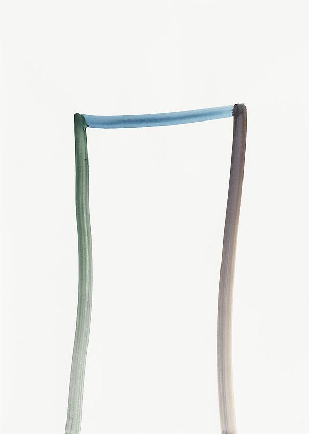 Silvia Bächli<br />Untitled<br />2010<br />gouache on paper<br />24 3/8 x 17 3/8 inches (62 x 44 cm) <br />PF1978<br />