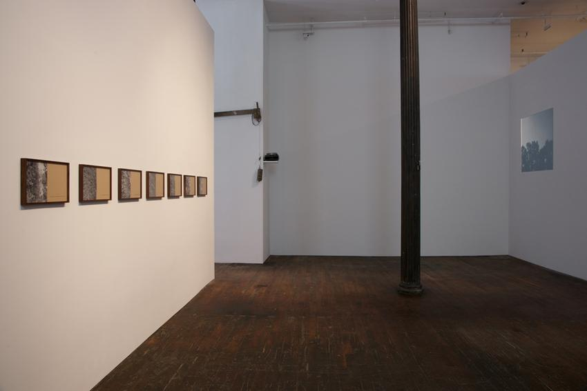 installation view<br />Waulked<br />11 September - 25 October 2014<br />Peter Freeman, Inc.<br />