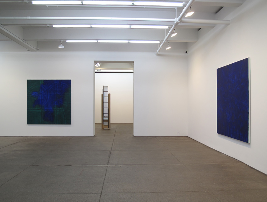 Installation Friedrich Petzel Gallery, New York 2011
