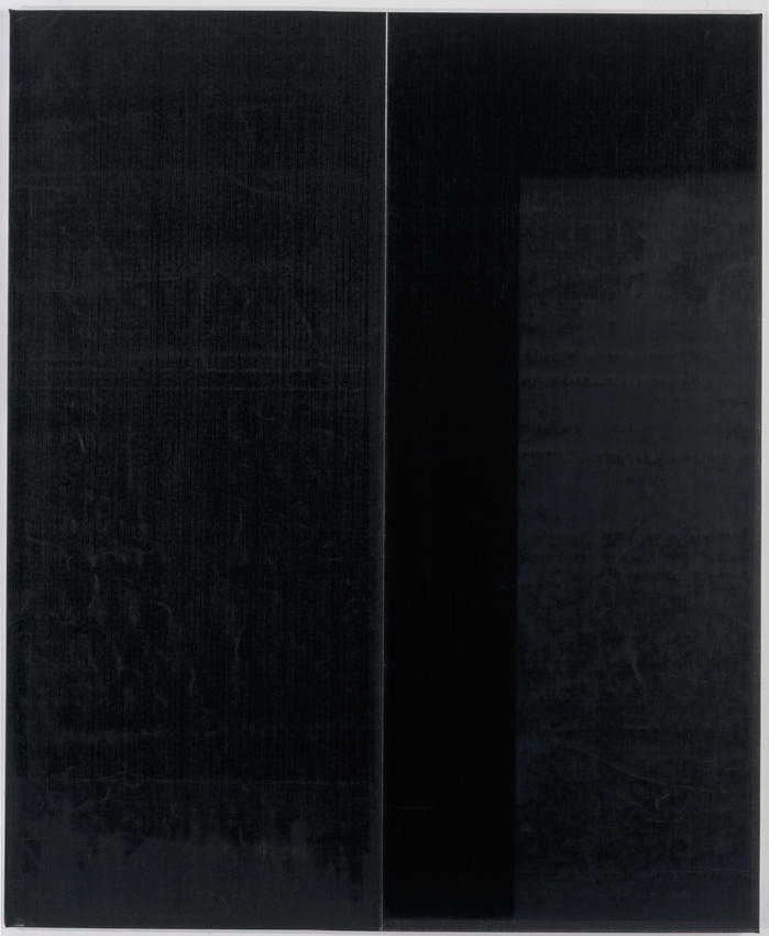 <i>Untitled</i> 2007 Epson ultrachrome inkjet on linen 84 x 69 inches