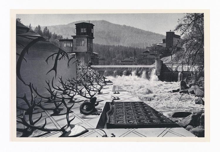 John Stezaker The Bridge (from the Castle Series) XXIV Collage
