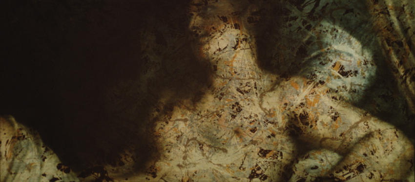 Untitled (Pollock/Titian) #1 1984/2005 digital c-print, ed. of 5 26.75 x 60 inches/67.9 x 152.4 cm