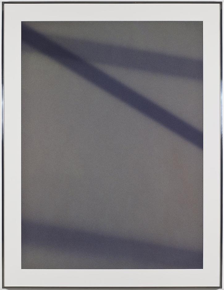 Walead Beshty Transparency (Positive) [Fujichrome RDPIII Provia 100F Em. No. 05481: November 28 - 30, 2010 LAX/MIA MIA/LAX]