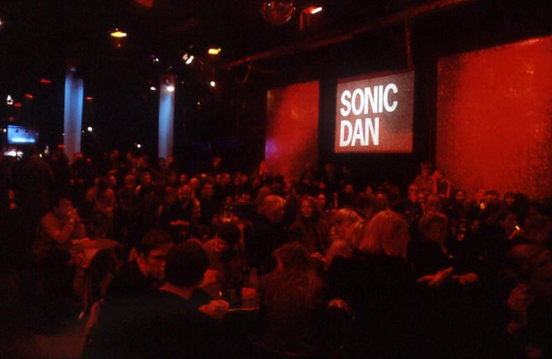 Stephen Prina Sonic Dan