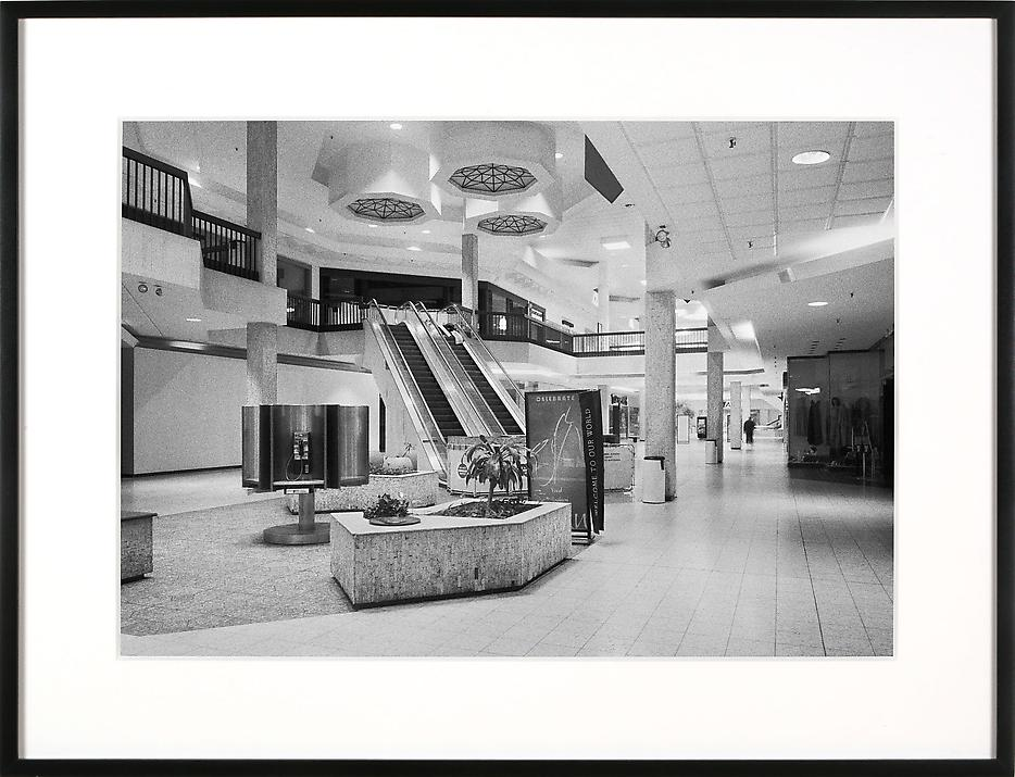 Walead Beshty Randall Park Mall (View of Interior), North Randall, OH. Est. 1976 Photograph