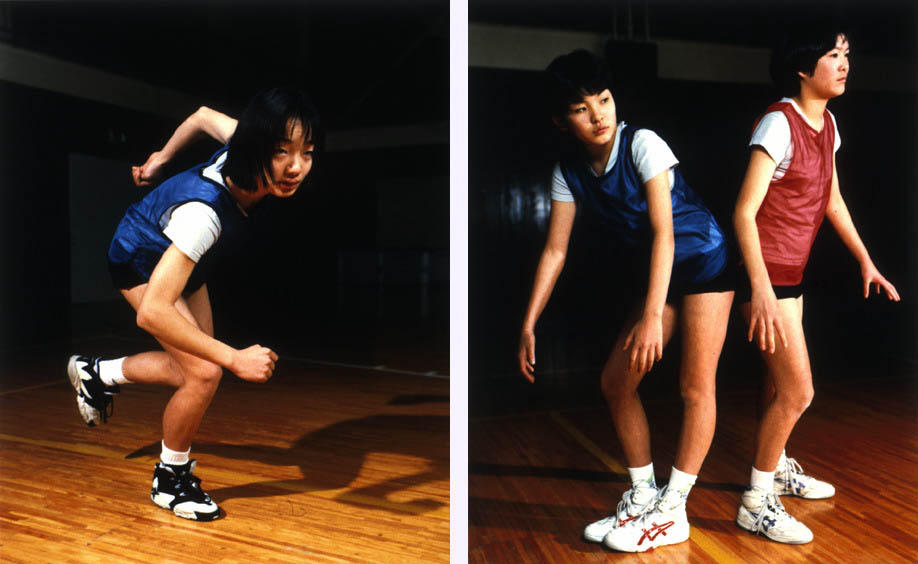 <i>Chihiro Nishijima, Sayaka Miyamoto & Takako Yamada, Kumiko Shirai & Eri Hashimoto, Kumiko Kotaka</i> 1997 Set of 4 C-prints