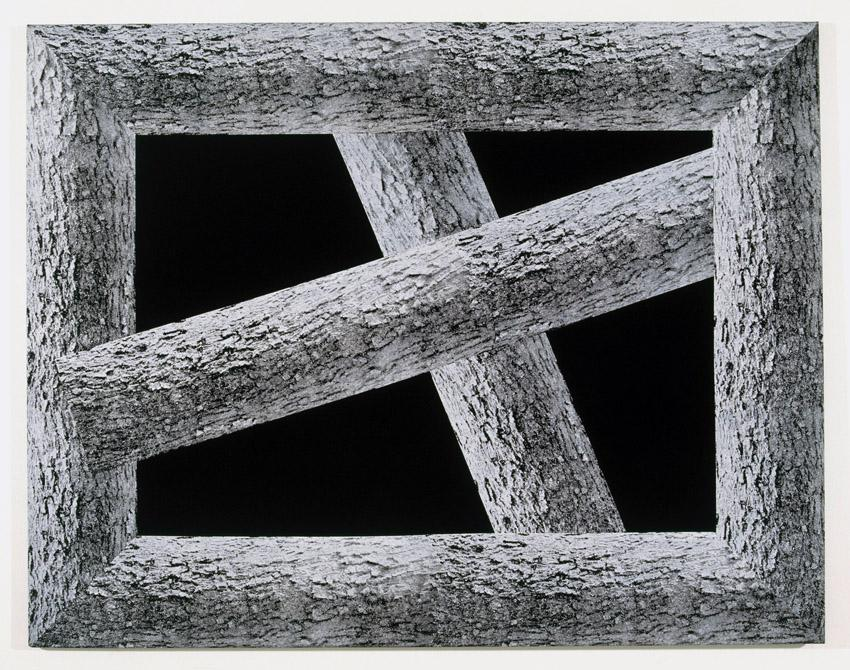 Station of the Cross 1986 Silkscreen on linen 53.35 x 67.91 inches