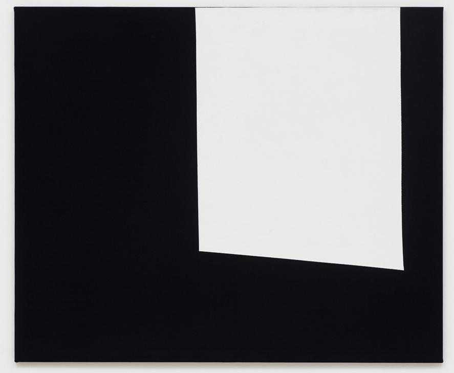 Untitled 1990 Silkscreen on linen 44.09 x 53.15 inches