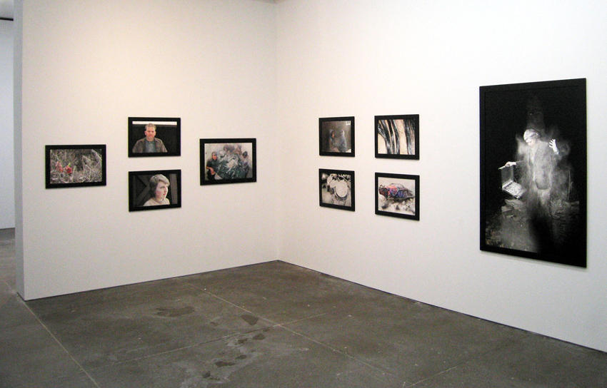Experiments in Primitive Living ASH installation view 2008