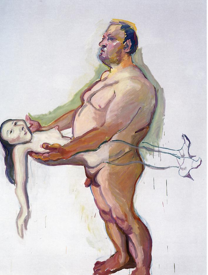 <i>Don Juan d'Austria</i> 2001 Oil on canvas 78.74 x 59.06  inches