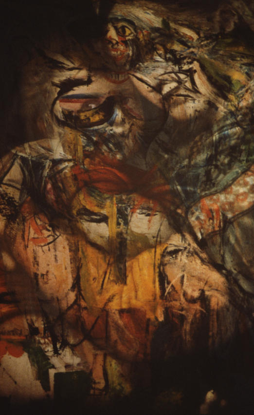 Untitled (de Kooning/Raphael) #2 1984/2005 digital c-print, ed. of 5 framed: 41 x 31 inches/104.1 x 78.7 cm