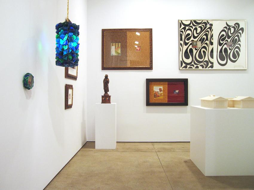 Keith Edmier Brementowne Installation view Friedrich Petzel Gallery