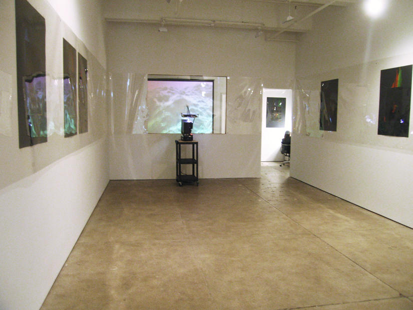 Seth Price  Friedrich Petzel Gallery Installation 2006
