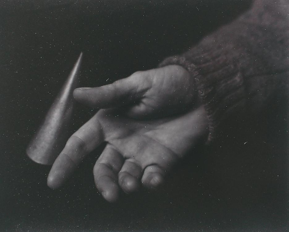 Jan Groover <i>Untitled</i> 1982 Vintage gelatin-silver print 5 x 6 inches
