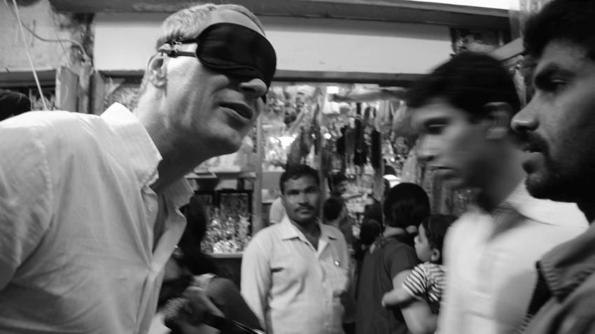 Christian Jankowski The Eye of Dubai Film