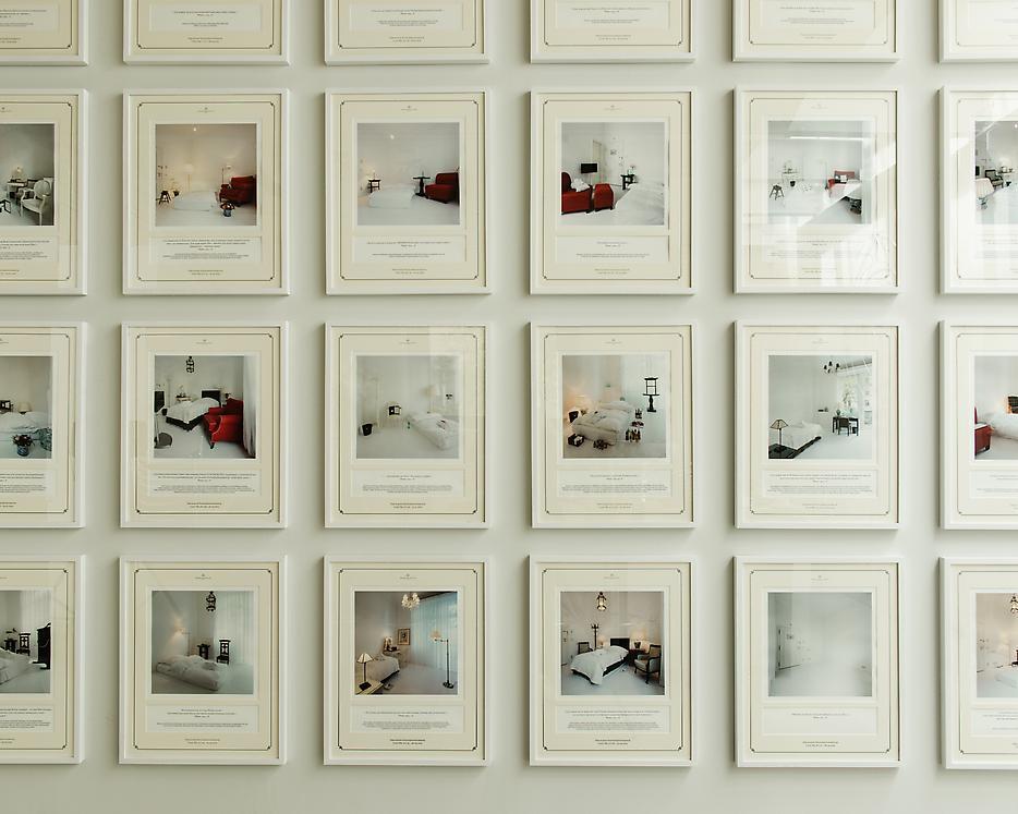 Christian Jankowski Der kleine Entscheidungsraum  (A Small Room For Decision Making)