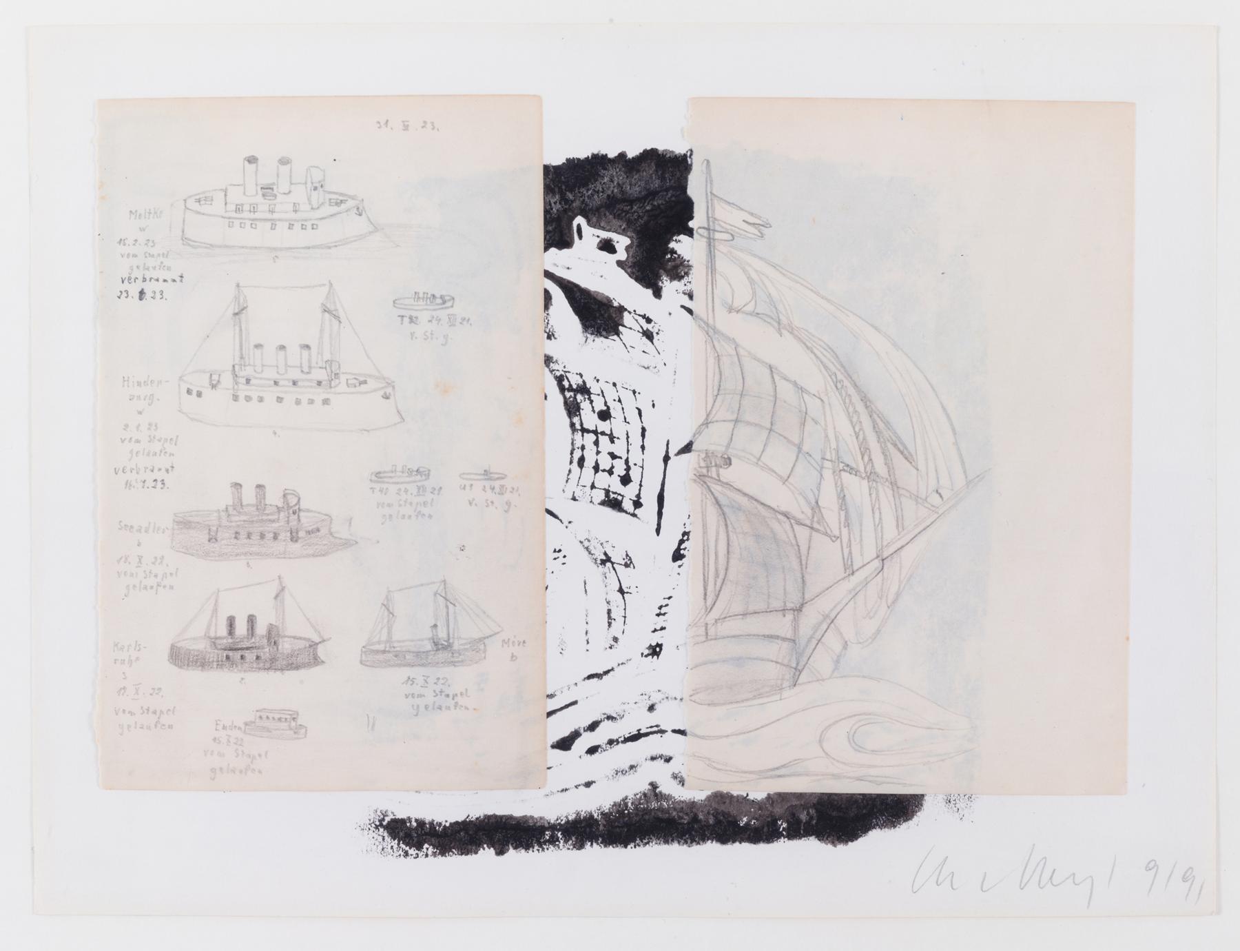Charline von Heyl Untitled 1992