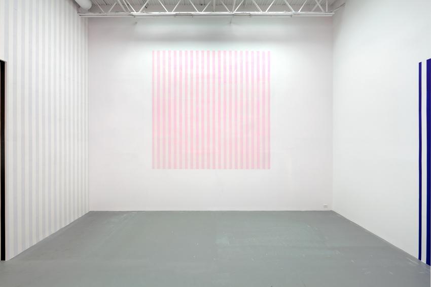 Daniel Buren Installation view 9 2013